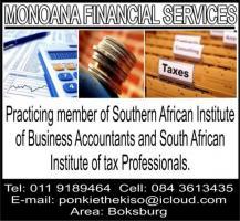 Monoana Financial Services