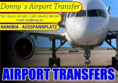 Donny`s Airport Transfer
