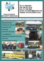 Khululekani Security Services