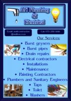 AN Plumbing & Electrical in Johannesburg