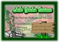Aido Garden Services