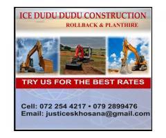 Ice Dudu Dudu Construction