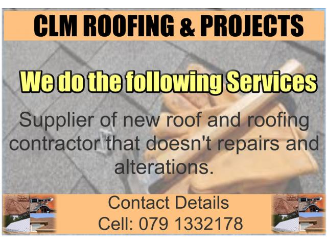 Clm Roofing Amp Projects Contractors Directory