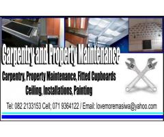 Carpentry and Property Maintenance