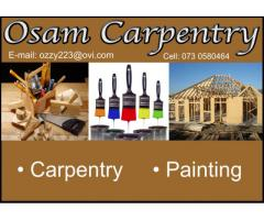 Osam Carpentry