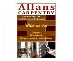 Allans Carpentry
