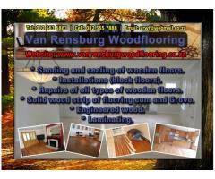 Van Rensburg Wood Flooring