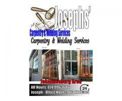 Josephs Carpentry and Welding Services