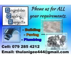 Dingindaba Trading Projects