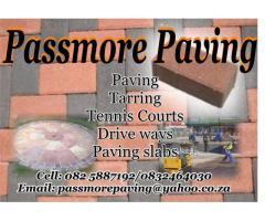 Passmore Paving