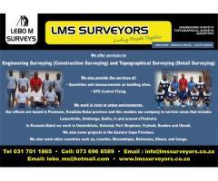 Lebo M Surveys Cc
