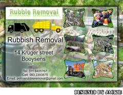Rubble Removal