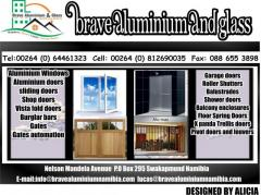 Brave Aluminium And Glass