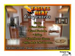 Eagles Heat Carpenters