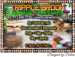 TRIPPLE BROOK TRADING ENTERPRISE
