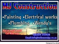 MJ Construction