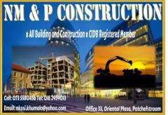 NM & P Construction