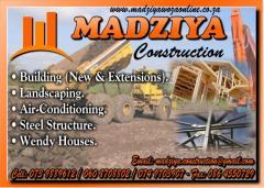 Madziya Construction