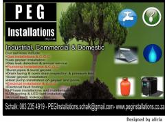 PEG Installations Pty LTD
