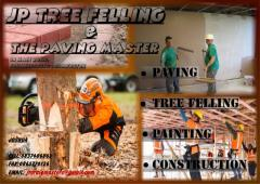 JP Tree Felling & The Paving Master