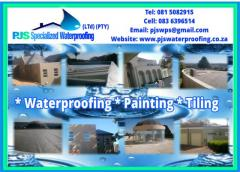 P.J.S. Specialized Waterproofing ( Ltd) (Pty)