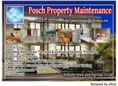 Posch Property Maintenance