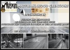 Matswani Wood Creations