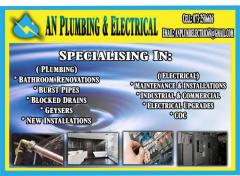 AN Plumbing & Electrical