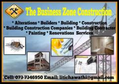 The Business Zone Construction