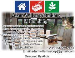 Adam Willemse Building & Plumbing