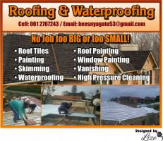 Roofing & Waterproofing