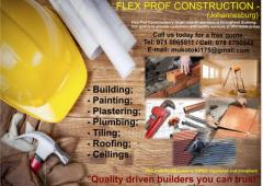 FLEX PROF CONSTRUCTION