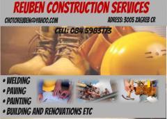 Reuben Construction Services