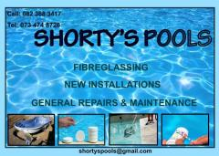 Shorty's Pools