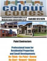 Colour Codes Paint Contractors