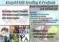 Mnqobi LHB & Trading & Projects