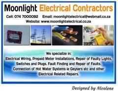 E.M.G Electrical (Pty) Ltd Pretoria - Contractors Directory