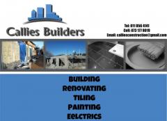 Callies Builders