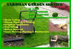 Yardman Garden Service