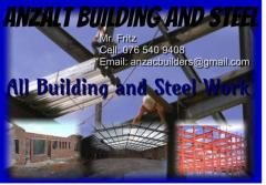 Anzalt Building and Steel