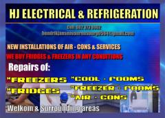 HJ Electrical & Refrigeration