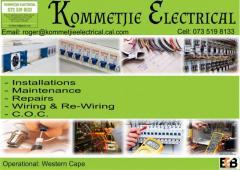 Kommetjie Electrical