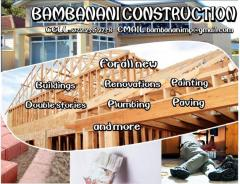 Bambanani Construction