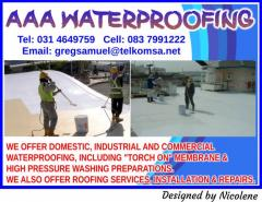 AAA Waterproofing