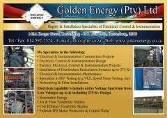 Golden Energy (PTY) LTD