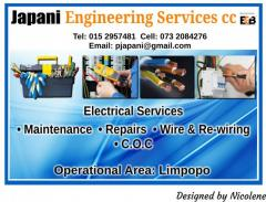 Japani Engineering Services cc