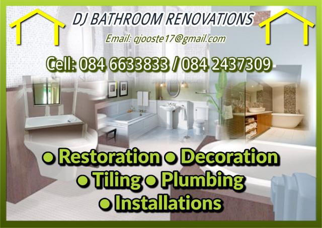Bathroom Renovations Durbanville renovations - contractors directory