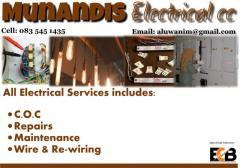 Munandis Electrical cc