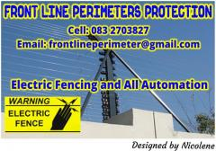 Front line Perimeters Protection