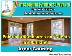 Incredible Painters (Pty) Ltd